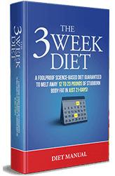 The Diet Manual of 3 Week Diet