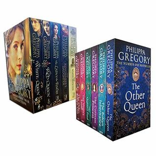 Philippa gregory collection tudor court and cousins war series 11 books set