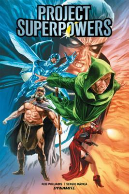 Project Superpowers Vol. 2: Evolution Hc