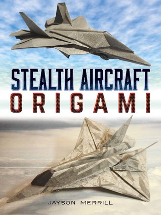 Stealth Aircraft Origami