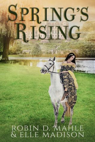 Spring's Rising (The Lochlann Treaty Book 2)