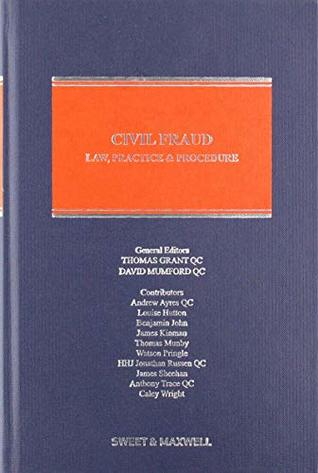 Civil Fraud: Law, Practice & Procedure