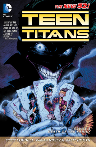 Teen Titans, Volume 3: Death of the Family