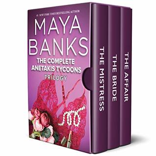 The Complete Anetakis Tycoons Trilogy #1-3