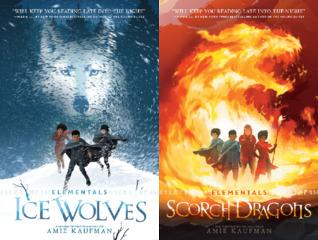 Elementals (2 Book Series)