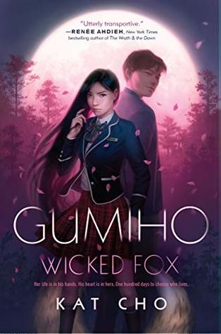 Wicked Fox (Gumiho, #1)