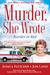 Murder, She Wrote Murder in Red by Jessica Fletcher