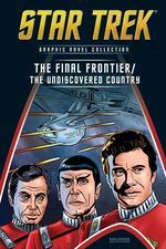 The Final Frontier/The Undiscovered Country (Star Trek Graphic Novel Collection, #61)