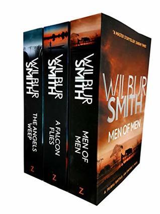 Wilbur smith ballantyne series 3 books collection set