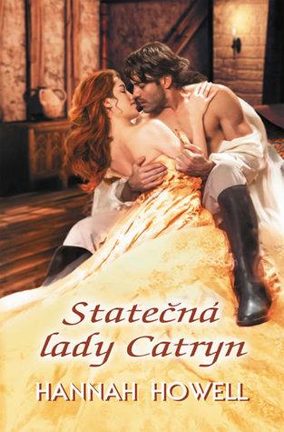Statečná lady Catryn (Wherlocke, #6)