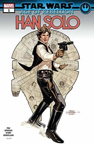 Star Wars: Age of Rebellion - Han Solo #1
