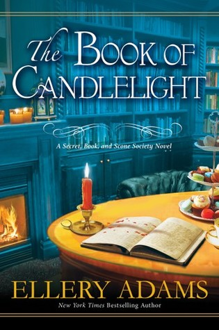 The Book of Candlelight (Secret, Book, & Scone Society, #3)