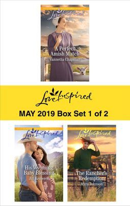 Harlequin Love Inspired May 2019 - Box Set 1 of 2