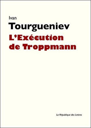 L'Exécution de Troppmann