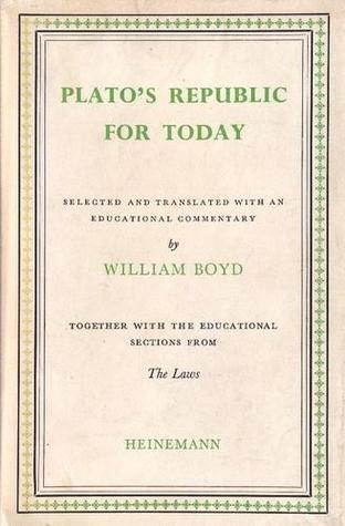 Plato's Republic for Today