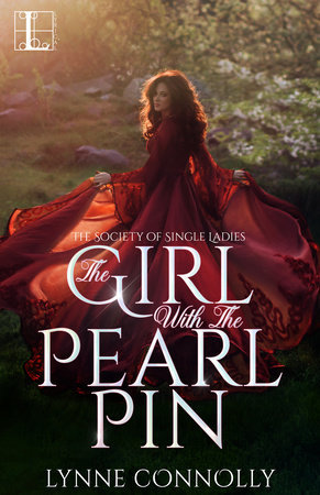 The Girl with the Pearl Pin (The Society for Single Ladies, #1)