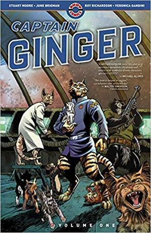 Captain Ginger: Volume One