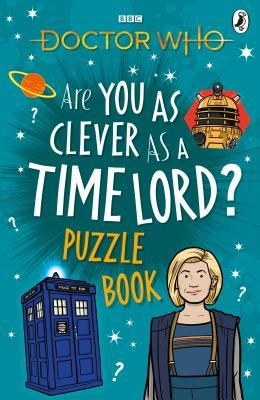 Doctor Who: Puzzle Book