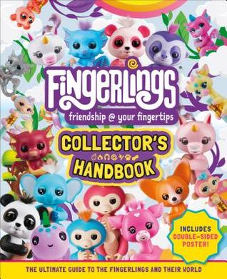 Fingerlings Collector's Handbook: With MIA Wristband