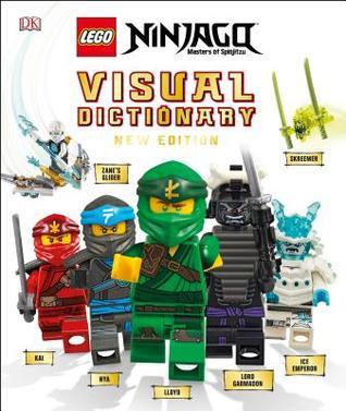 Lego Ninjago Visual Dictionary, New Edition (Library Edition)