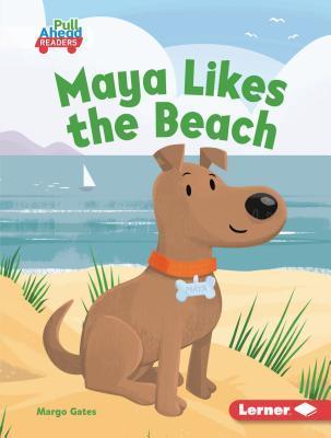Maya Likes the Beach