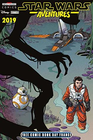 FCBD 2019: Star Wars Adventures