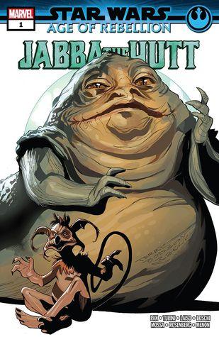 Star Wars: Age of Rebellion - Jabba the Hutt #1