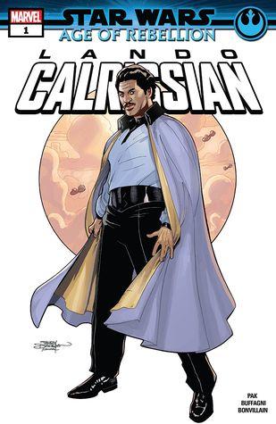 Star Wars: Age of Rebellion - Lando Calrissian #1
