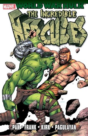 World War Hulk: The Incredible Hercules