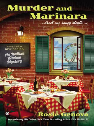Murder and Marinara (An Italian Kitchen Mystery, #1) (ebook)