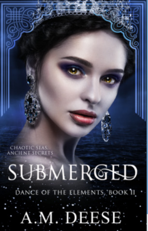 Submerged (Dance of the Elements #2)