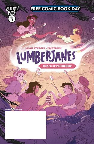 Lumberjanes: Shape of Friendship #1 (Free Comic Book Day 2019)