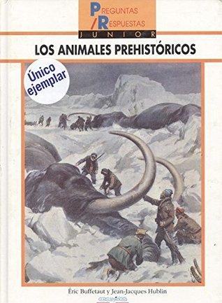 Los Animales Prehistoricos