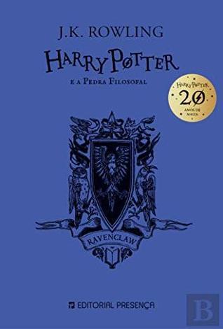 Harry Potter e a Pedra Filosofal 20 Anos - Ravenclaw