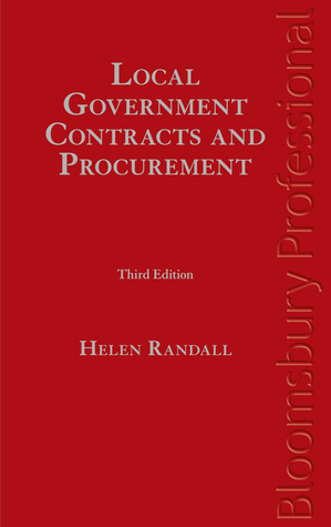Local Government Contracts and Procurement: Third Edition