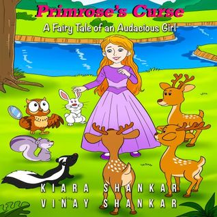 Primrose's Curse: A Fairy Tale of an Audacious Girl (AUDIOBOOK)