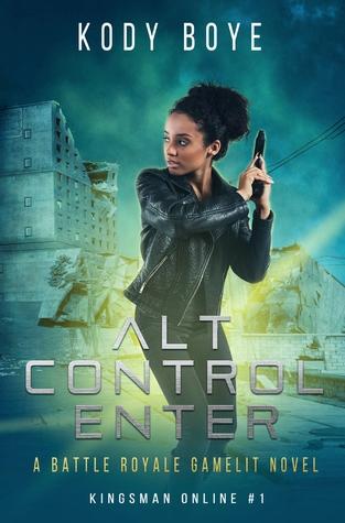 Alt Control Enter (Kingsman Online #1)