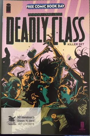 Deadly Class: Killer Set (Free Comic Book Day 2019)