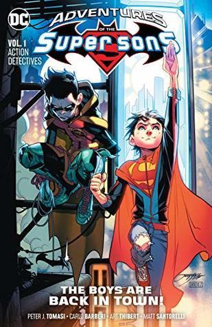 https://www.goodreads.com/book/show/40978430-adventures-of-the-super-sons-vol-1