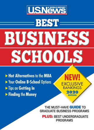 Best Undergraduate Business Schools 2020 Best Business Schools 2020 by U.S. News and World Report