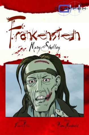 GRAPHIC HORROR: FRANKENSTEIN [Paperback] [Jan 01, 2017] MARY SHELLEY
