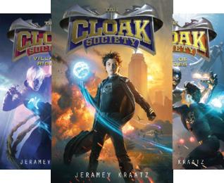 Cloak Society (3 Book Series)
