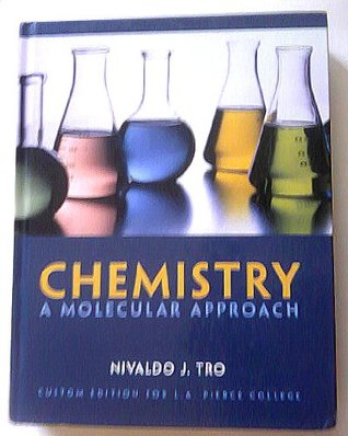 CHEMISTRY, A MOLECULAR APPROACH, Custom Edition for L.A. Pierce College