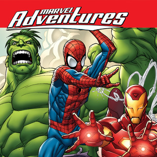 Marvel Adventures: Super Heroes (2008-2010) (Collections) (4 Book Series)
