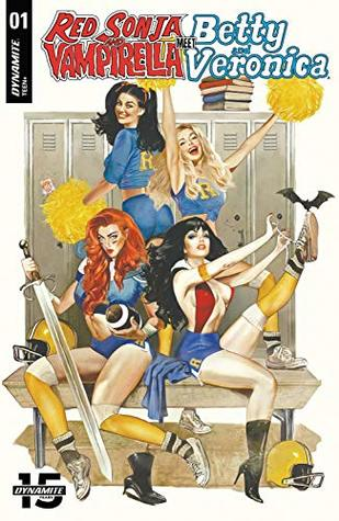 Red Sonja & Vampirella Meet Betty & Veronica #1