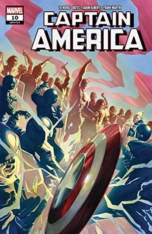 Captain America (2018-) #10