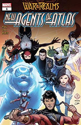War of the Realms: New Agents of Atlas #1 (of 4)