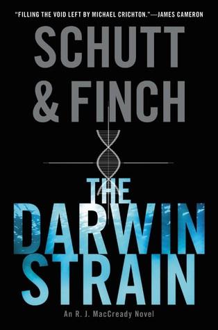 The Darwin Strain (R.J. MacCready #3)