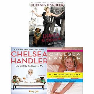 Chelsea Handler 3 Books Collection Set