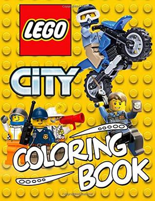 LEGO City Coloring Book: Coloring Book for Kids and Adults, Activity Book, Great Starter Book for Children (Coloring Book for Adults Relaxation and for Kids Ages 4-12)